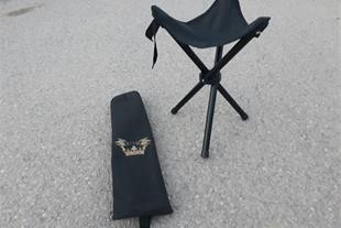 تولید و فروش عمده صندلی سه پایه تاشو مسافرتی