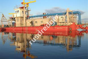 Dredger 4000  by URAL GYDROMECHANICAL PLANT, CJSC