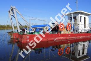 Dredger 1800  by URAL GYDROMECHANICAL PLANT, CJSC