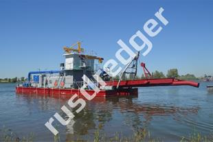 Dredger 2000  by URAL GYDROMECHANICAL PLANT, CJSC