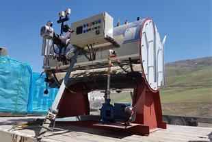 دستگاههای کارواش نانو بخار ماشین های سبک و سنگین - 1
