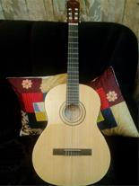 فروش گیتار کلاسیک فندر