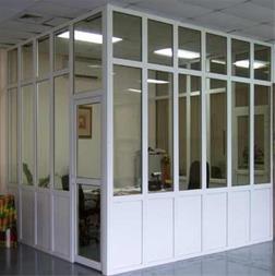 پارتیشن بندی محیط های اداری مسکونی در اهواز - 1