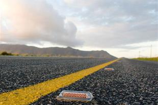 تجهیزات ترافیکی - چسب ترافیکی اپوکسی دو جزئی مایع