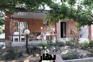 1100متر باغ ویلا در شهریار