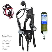 دستگاه تنفسی فرار هوای فشرده دراگر سیلندر کامپوزیت - 1