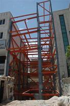 ساخت سازه فلزی با اتصالات پیچ و مهره ای