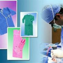 گان کلاه - گان جراح - شان - روتختی - ماسک و کاور - 1
