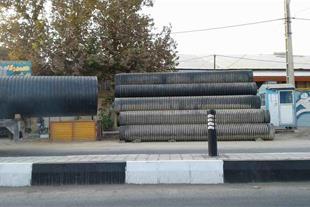 سپتیک تانک پلی تیلن csp15