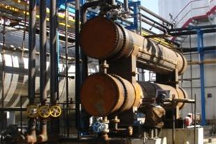 طراحی و ساخت مبدل حرارتی نسل سوم