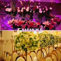 تشریفات مجالس ساسان برگزار کننده مجالس عروسی