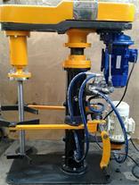 ساخت ماشین آلات صنعتی و میکسر