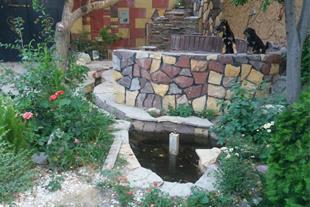 فروش باغ ویلا 1500 متری در یبارک شهریار