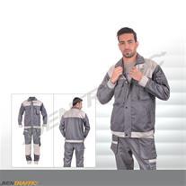 تجهیزات ایمنی - لباس کار مهندسی مدل پردیس
