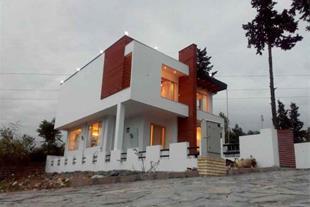 خرید ویلای شهرکی جنگلی در نوشهر با نمای عالی - 1