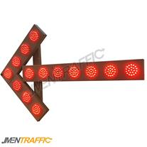 تجهیزات ترافیکی - چراغ راهنمایی جهت نما برقی