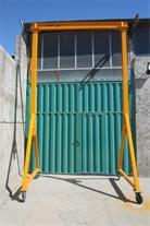جرثقیل دروازه ای با قابلیت رگلاژ ارتفاع - 1