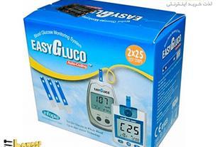 نوار تست قند خون ایزی گلوکو Infipia Easy Gluco - 1