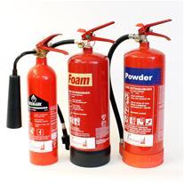 شارژ و فروش انواع کپسول های آتشنشانی