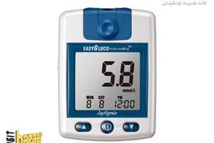 دستگاه تست قند خون ایزی گلوکو Easy Gluco