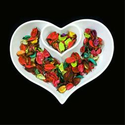 اردو خوری سرامیکی طرح دو قلب - 1