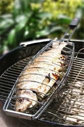 توری ماهی کبابی - 1