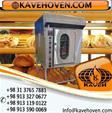 دستگاه فر پخت نان حجیم