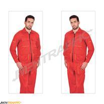 تجهیزات ایمنی لباس کار دو تیکه جوشکاری