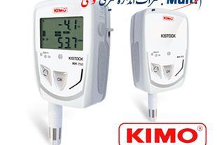 دیتالاگر دما و رطوبت و نور KH 250 کیمو - 1