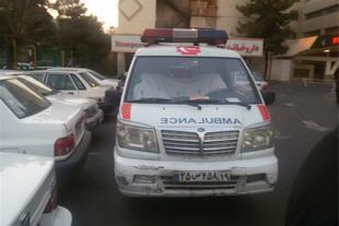 فروش آمبولانس دلیکا