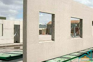 فروش و نصب دیوار پیش ساخته گچی و بتونی،ویستا افرند