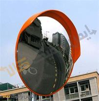 تجهیزات ترافیکی - آینه محدب فریم دار پلی کربنات