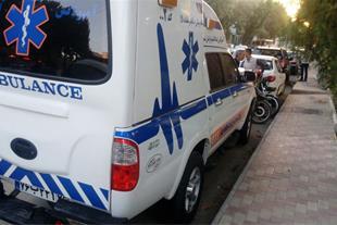 فروش آمبولانس کاپرا مدل 92 - 1