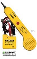 تستر کابل شبکه ، زوج یاب تلفن اکستچ مدل EXTECH 401