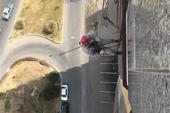 شستشوى نما 10 طبقه پل غدیر