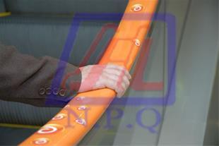 چاپ تبلیغات روی هندریل پله برقی
