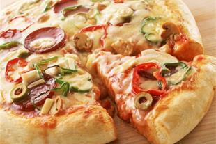 فروش انواع پیتزا خام