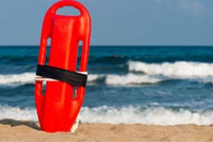 آموزش شنا ، نجات غریق