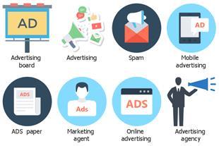 تبلیغات مجازی _ طراحی وب سایت