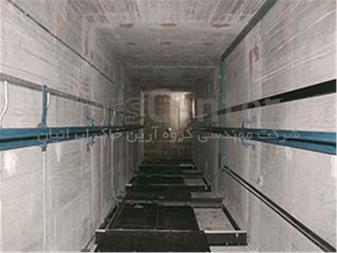 آب بندی چاله آسانسور - 1