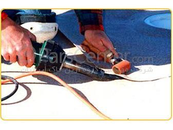 تهیه مصالح و اجرای ژئوممبران LLDPE - 1