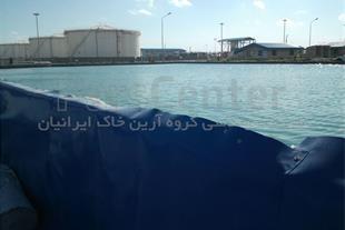 ساخت مخزن ذخیره آب با ورق ژئوممبران