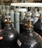 گاز نرمال پنتان | گاز N-C - 1