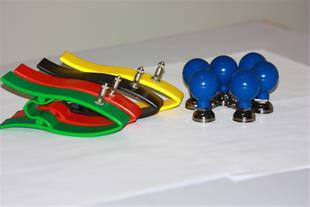 دستبند و پوآر نوار قلب - 1