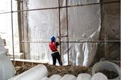 ایزولاسیون فونداسیون ، سازه های زیر زمینی