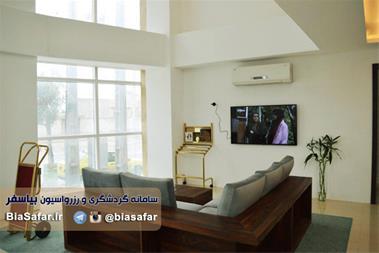 رزرو هتل و هتل آپارتمان ارزان در قشم - 1