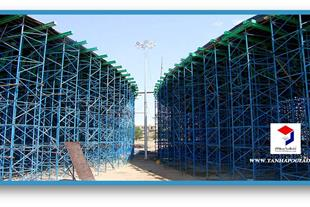 مشاوره،طراحی و ساخت انواع تجهیزات قالب بندی بتن