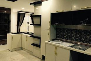 طراحی و ساخت کابینت آشپزخانه در کرج و مهرشهر و فرد - 1