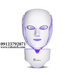 فروش ماسک ال ای دی هفت رنگ  ، فروش  LED mask - 1