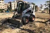 اجاره بابکت  خاکبرداری  محوطه سازی  تخریب ساختمان